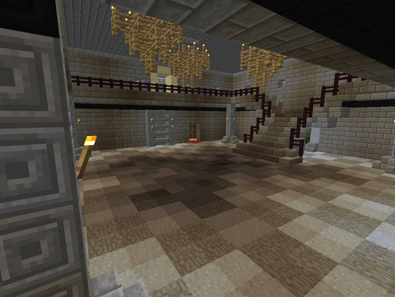 Final fantasy ix sur minecraft page 2 minecraft for Salle a manger minecraft