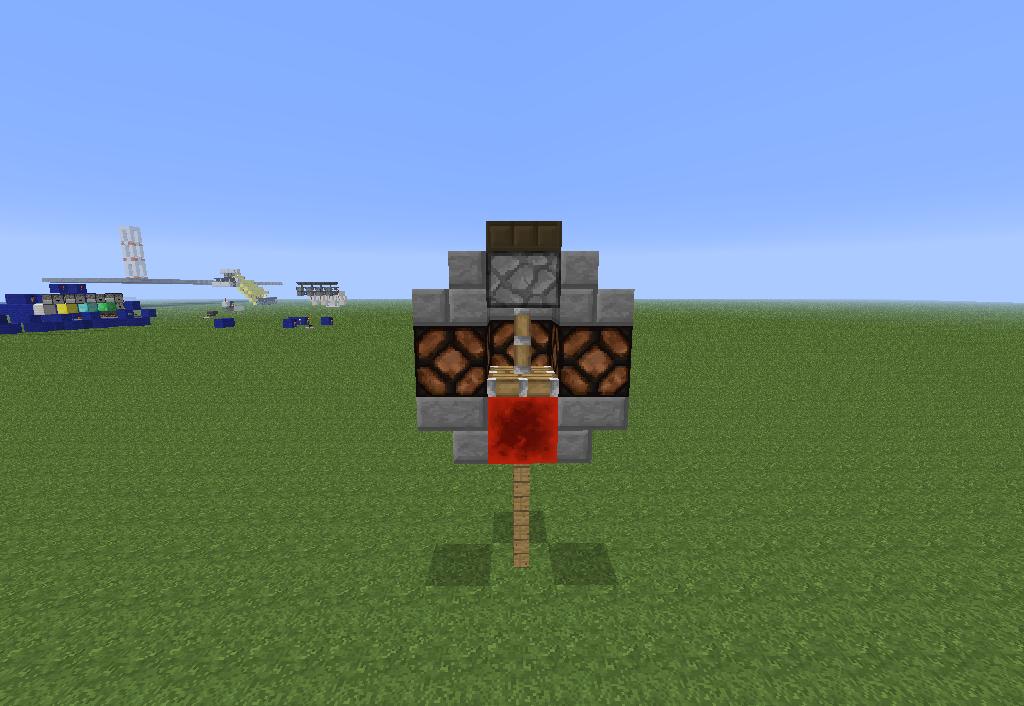 voir la pice jointe 17050 - Lampadaire Minecraft