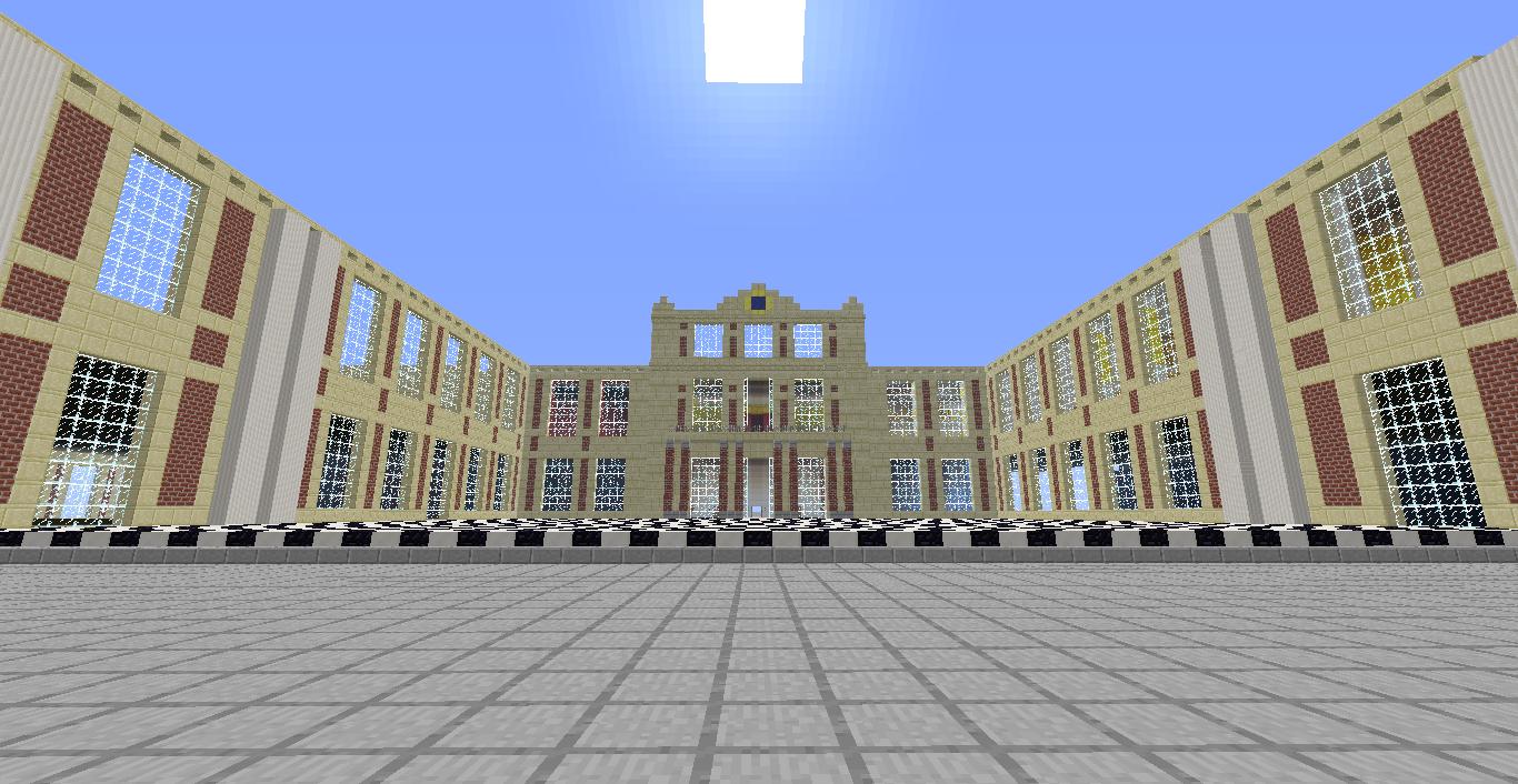 1 5 1 chateau de versailles forum - Chateau de minecraft ...