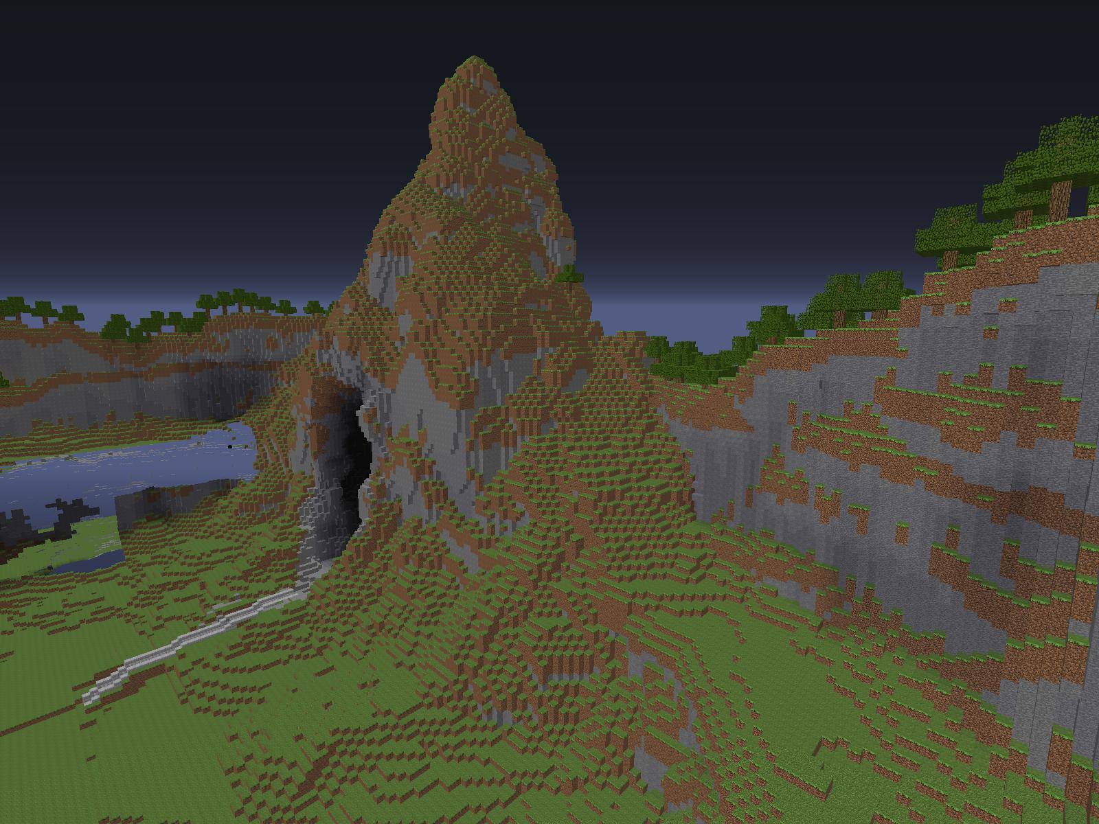 map - terraforming