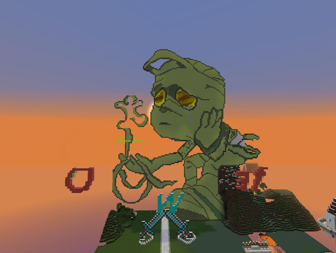 Personnages du jeu LOL en Pixel Art | Page 2 | Minecraft.fr