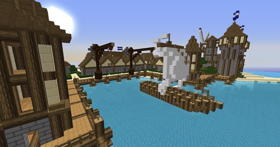 Minecraft Grand Ville M Ef Bf Bddi Ef Bf Bdvale