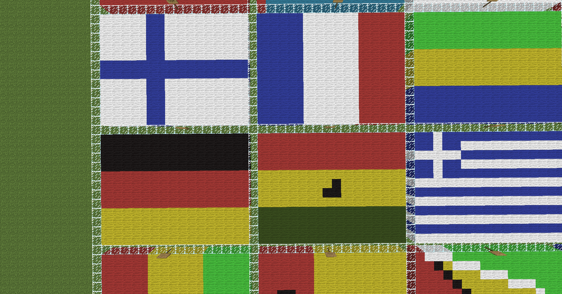maps for minecraft pc with Minecraft 1 7 Les Drapeaux Dans Minecraft on Minecraft 1 7 Les Drapeaux Dans Minecraft in addition Texture Minecraft 539 Tiny Pixels also Downloads further Fan Recreates Black Ops Nuketown In Gta Online furthermore Skin Anima.
