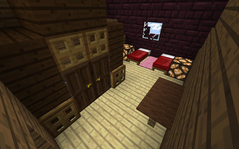 Map - Voici ma première construction: un petit chalet moderne ...