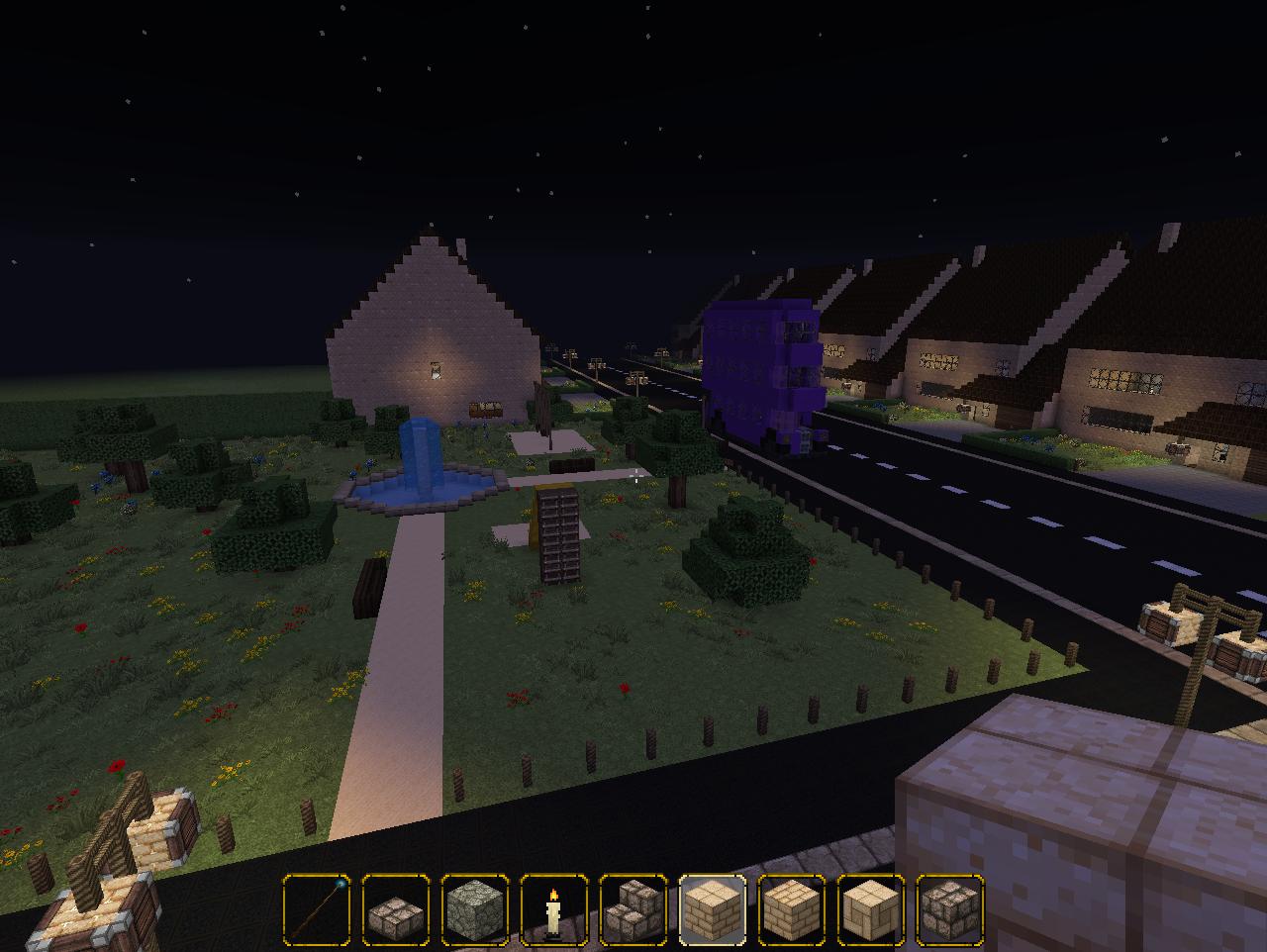 Recherche Builder Minecraft