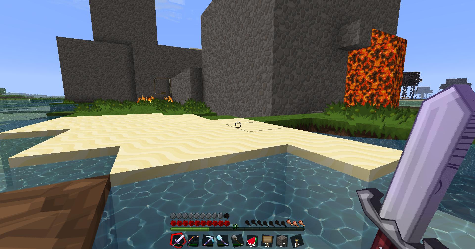Pensez vous reconnaître ce pack de texture ?   Minecraft