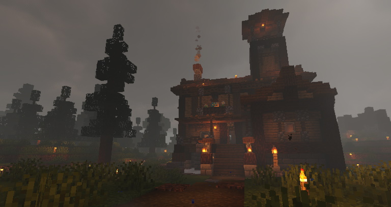 Minecraft build médiéval.jpg
