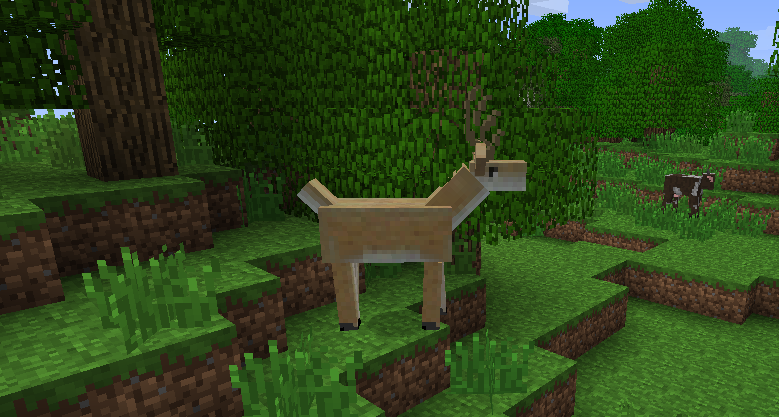 Animaux Minecraft mod ajout d'animaux [1.8.1] ~ minecraft.fr