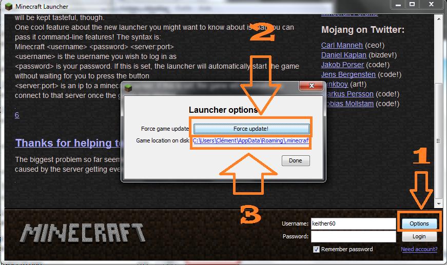 Newlauncger2 Le nouveau launcher est disponible !