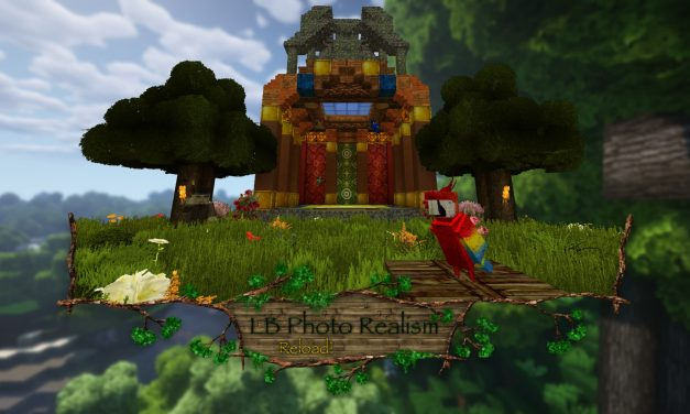 [Pack de Textures] LB Photo Realism Reload – 1.8 → 1.16