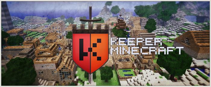 Keeper Minecraft
