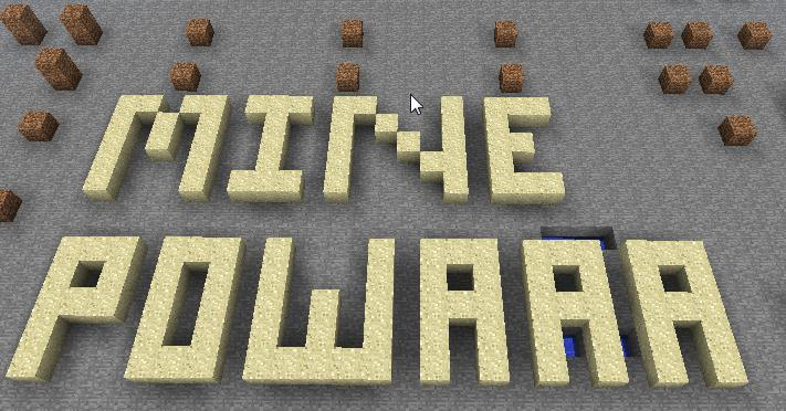 Minecraft-powaaa