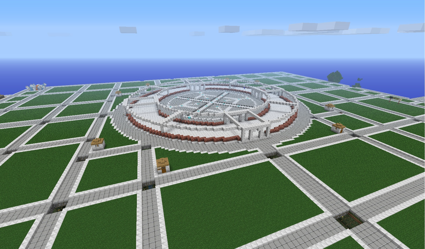 capitale4 Evolution du serveur Minecraft.fr
