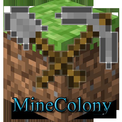 [Mod] MineColony [1.4]