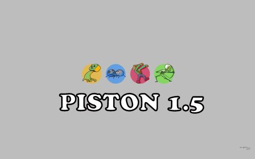 Piston 1.6