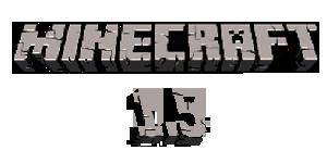 titre Minecraft 1.5