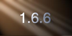 La version 1.6.6 est sortie