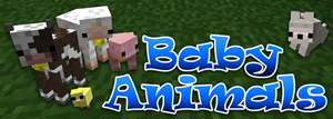 Mod Baby Animals [1.7]