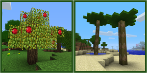 Mod More Trees [1.7.3]