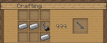 Balkon's WeaponMod [1.6.5] Mousquet-Fer