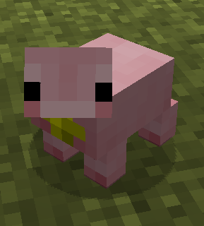 Mod baby animals 1 7 - Minecraft cochon ...