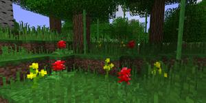 Mod Wild Grass [1.7]