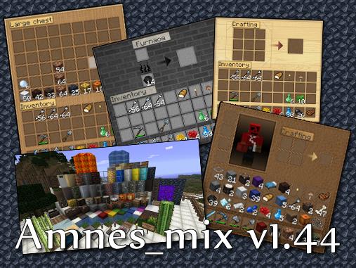 Amnes Mix [1.6.4]
