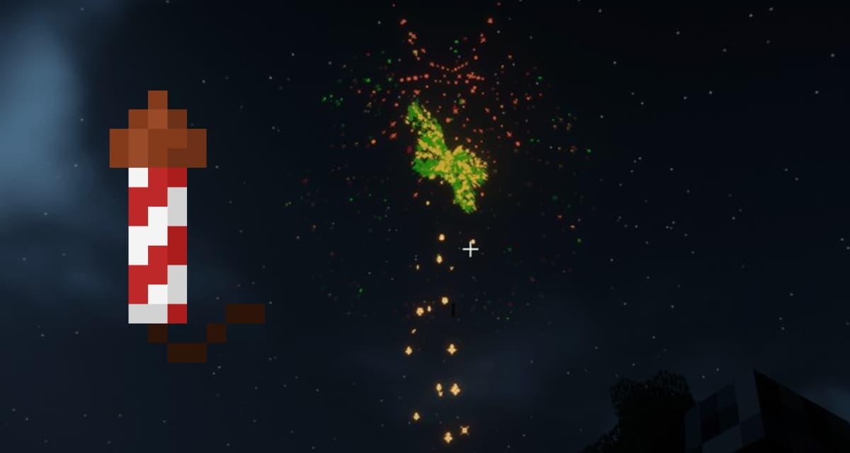 [Mod] Fireworks – 1.12.2 → 1.15.2
