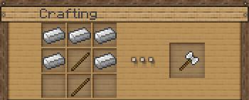 hache double tranchant Balkons WeaponMod [1.6.5]