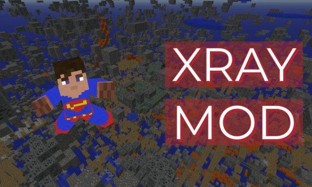 [Mod] XRay – 1.7.10 → 1.16.5