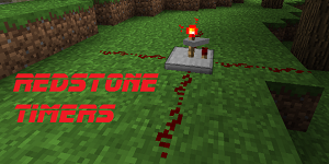 Redstone Timers [1.6.6]