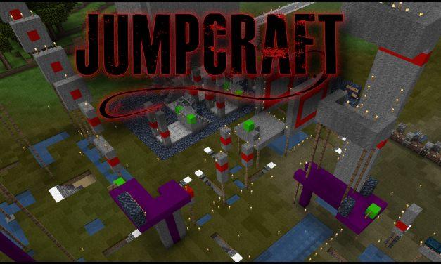 Découvrez le JumpCraft
