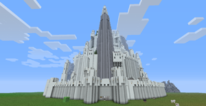 Map : Minas Tirith