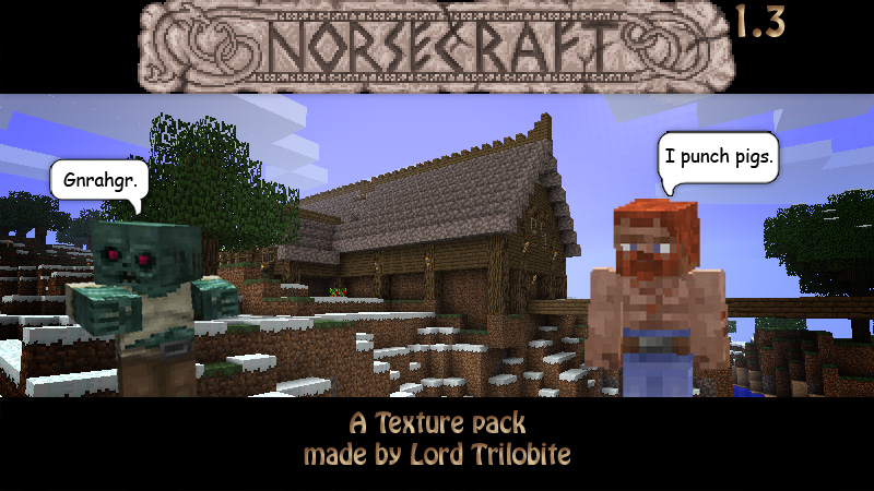 [1.6] NorseCraft 16*16