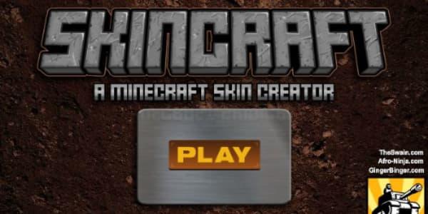 Créer son Skin Minecraft avec Skincraft