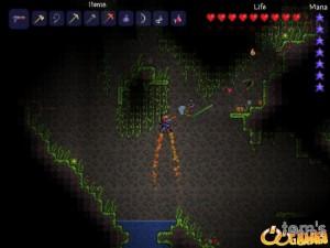 Cavernes Terraria