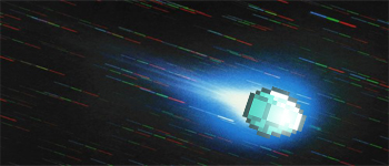 Destroy the Diamond comet !