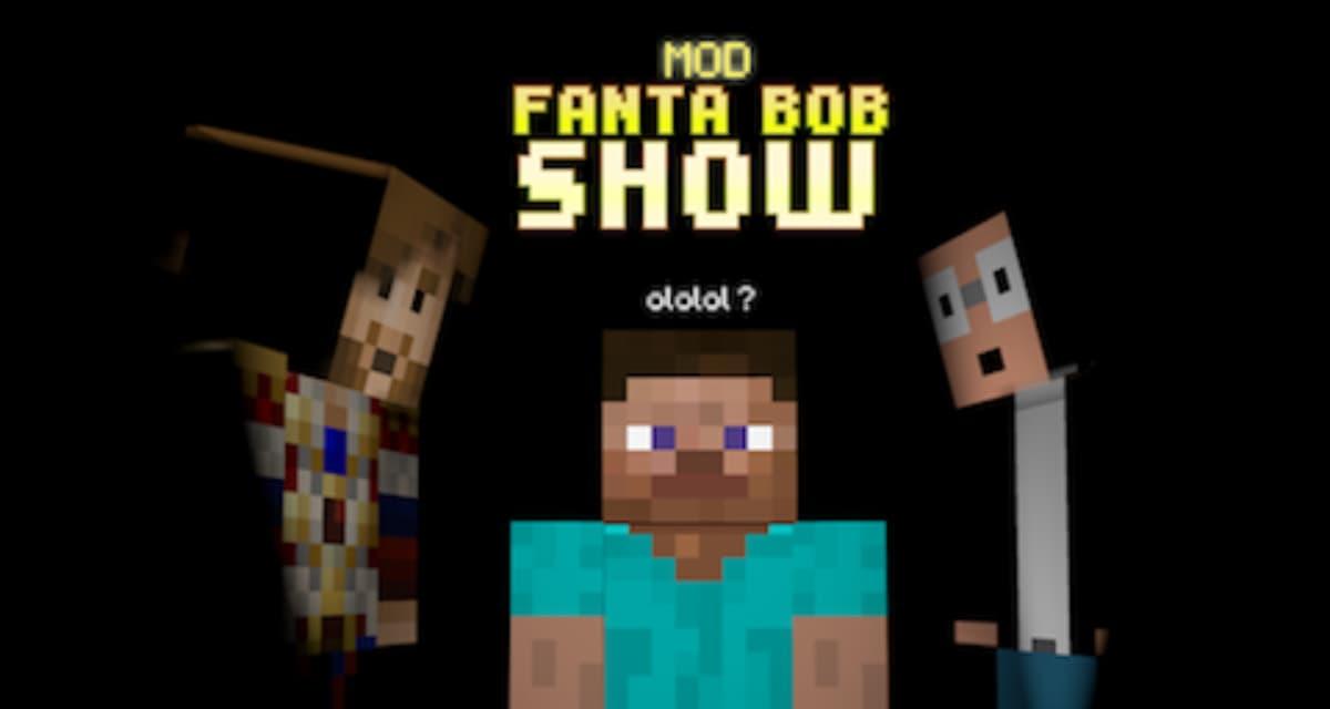 FantaBob Mod – 1.8 – 1.10 – 1.12