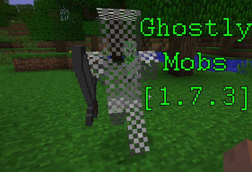 Ghostly Mobs [1.7.3]