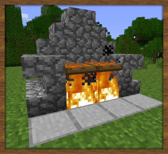 Minecraft tutoriel de décoration intérieur et extérieur ...