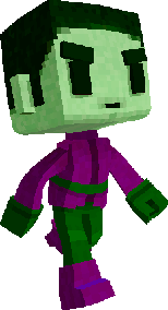 Les monstres disparus de Minecraft BeastBoy