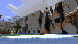 Les Far Lands dans Minecraft