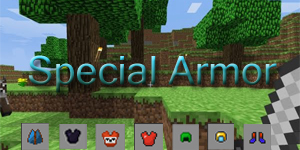 Special Armor [1.7.3]