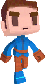 Steve Les monstres disparus de Minecraft