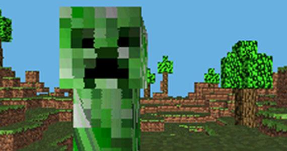 Minecraft sur Nintendo DS !