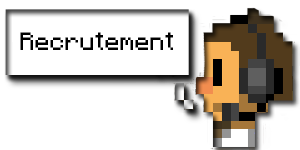 recrutnew Rejoindre Minecraft.fr