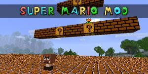 [1.7.3] Super Mario Mod