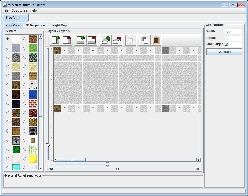 Minecraft Structure Planner Téléchargement Et Tutoriel