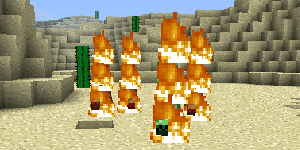 Daylight Burns Creepers [1.8]