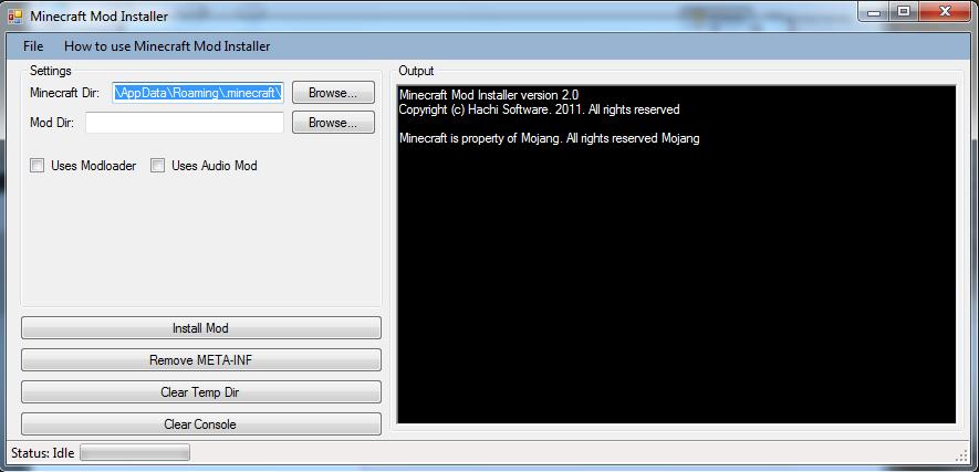 [Outil] Mod Installer Image1